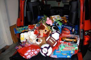 Xmas Donation 2009